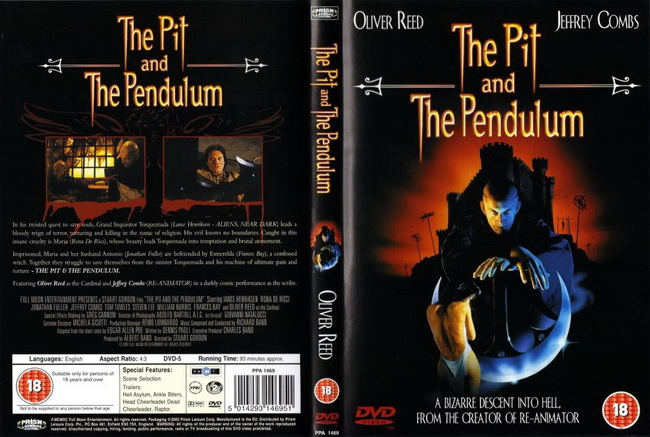 The Pit and the Pendulum 1991 - (RbA 800x600 - 1.5Gb) English